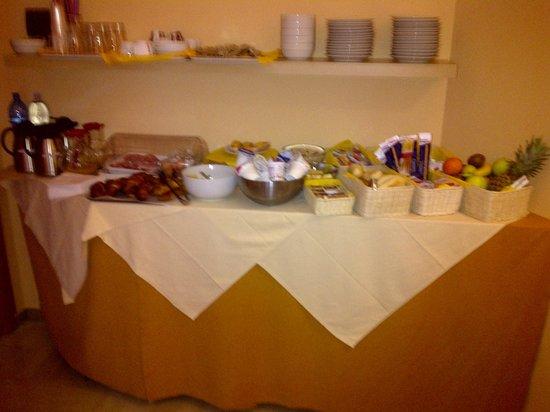 Hotel Smeraldo : colazione
