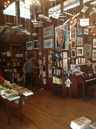 La Playa Carmel: The curious Henry Miller library