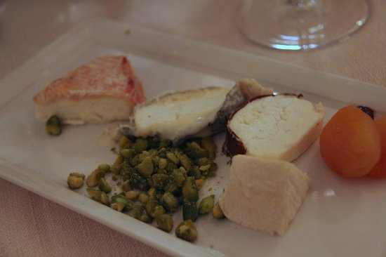 Le Poeme de Grignan : Cheese Course