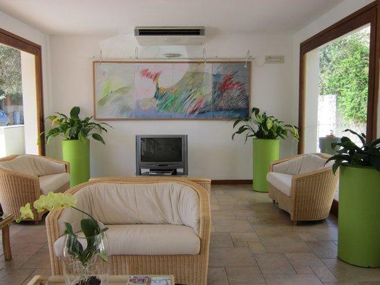 Hotel Angedras: ingresso
