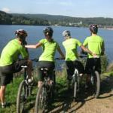 Action Forest Active Hotel: Radtour um den Titisee