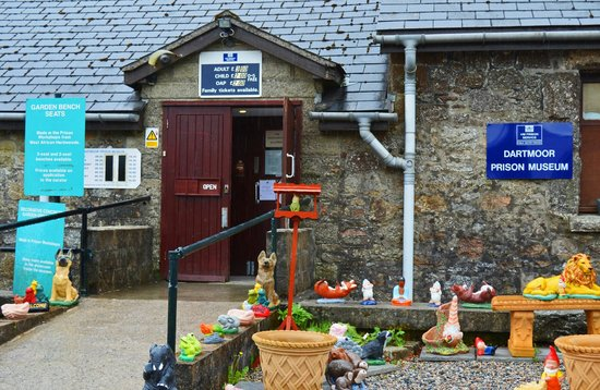 Dartmoor Prison Museum: No place like 'Gnome'
