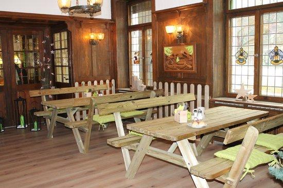 Action Forest Active Hotel: Unser Frühstücksgarten