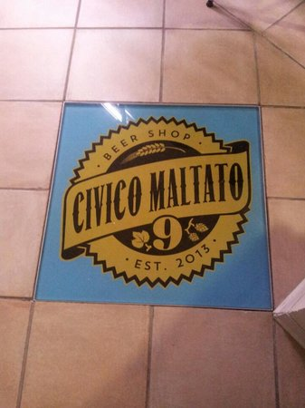‪Civico Maltato - Beer Shop‬