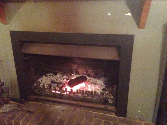 Warm Fireplace Picture Of Gellibrand River Hotel