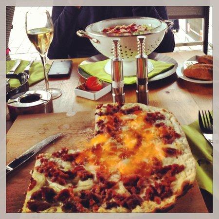 NewS Bar & Restaurant : Lunch at NewS