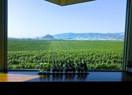 Edna Valley Vineyard: What can I say about this? Awesome!!!