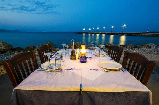 Agkyra Fish Restaurant : Fish Restaurant Agkyra in Kos town