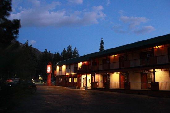 El Rancho Motel : classic motel