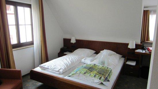 Hotel Warteck: camera