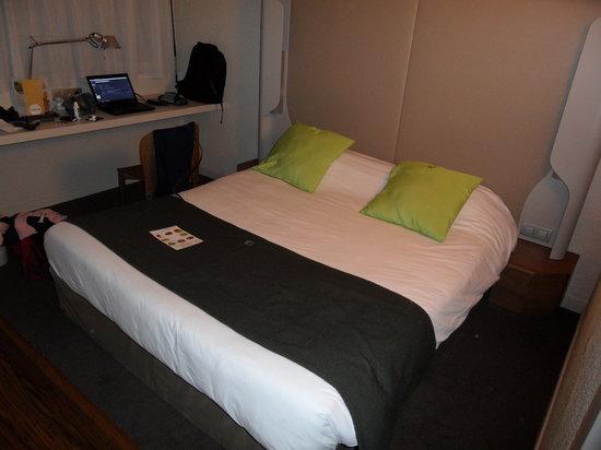 Campanile Grenoble Nord - Saint Egreve : le lit