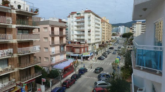 GHT Hotel Maritim : notre vue depuis la chambre