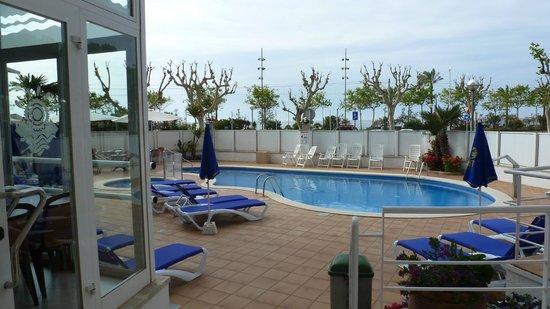 GHT Hotel Maritim : la piscine