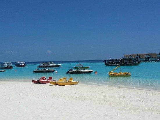 Centara Grand Island Resort & Spa Maldives: recreation area