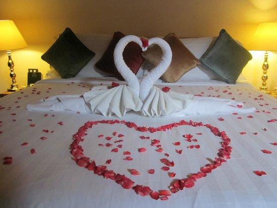 Tango Luxe Beach Villa: Honeymoon