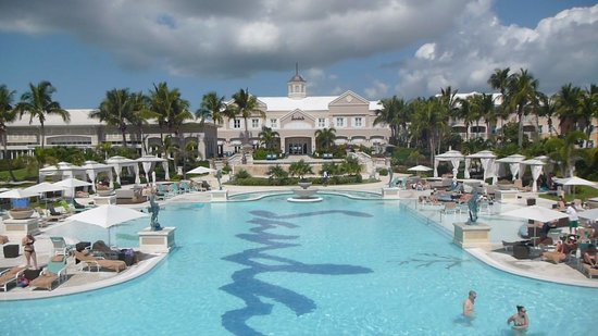 6c06a8945 Sandals Emerald Bay Main Pool - Picture of Sandals Emerald Bay Golf ...