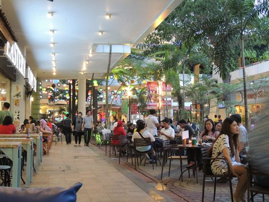 Pizza Restaurants in Tangerang