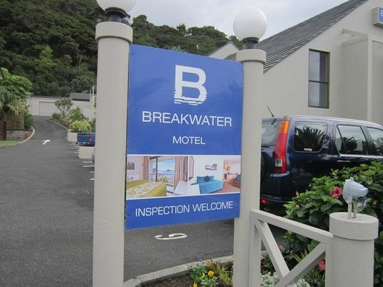 Breakwater Motel: nice place to stay
