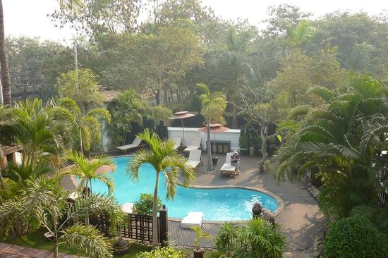 Hotel by the Red Canal, Mandalay: PISCINE