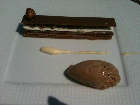 Jiva Hill Resort: dessert