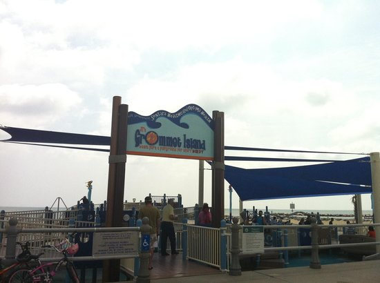 Grommet Island Beach Park & Playground for everyBODY