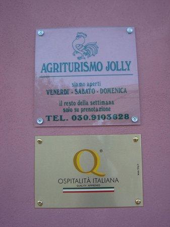Agriturismo Jolly