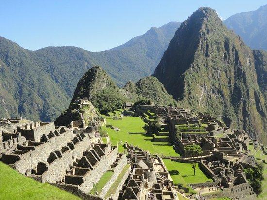 Hostal Las Rocas: Machu Picchu ofcourse