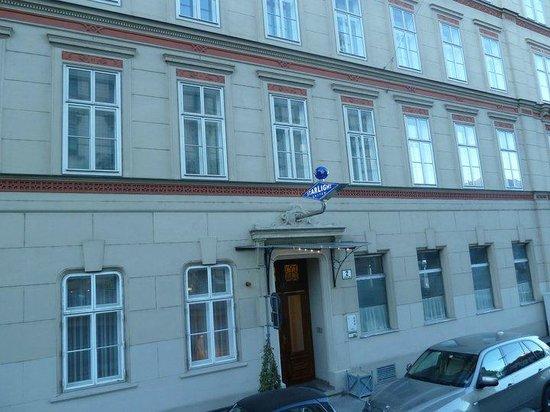 Starlight Suiten III Heumarkt: fachada