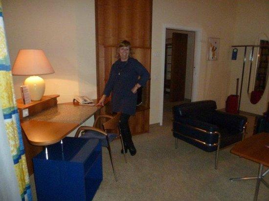 Starlight Suiten III Heumarkt : habitacion