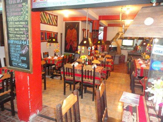Hostal Las Rocas: tourist menu