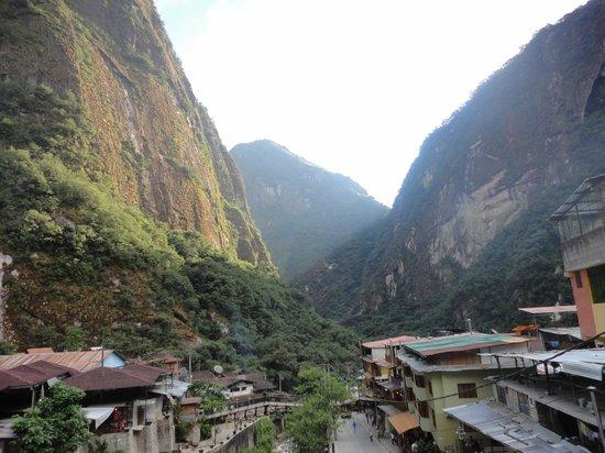 Hostal Las Rocas: fabulous location
