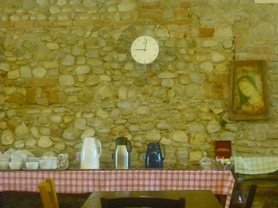 Le Mandrie di Ripalta: il ristorante
