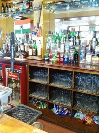 Paprika Watermead Restaurant: great selection