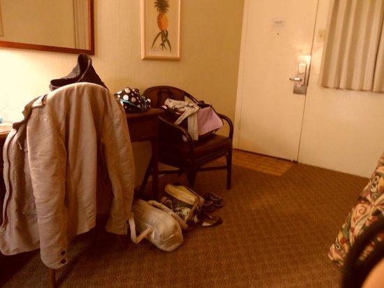 Maui Seaside Hotel: Chambre