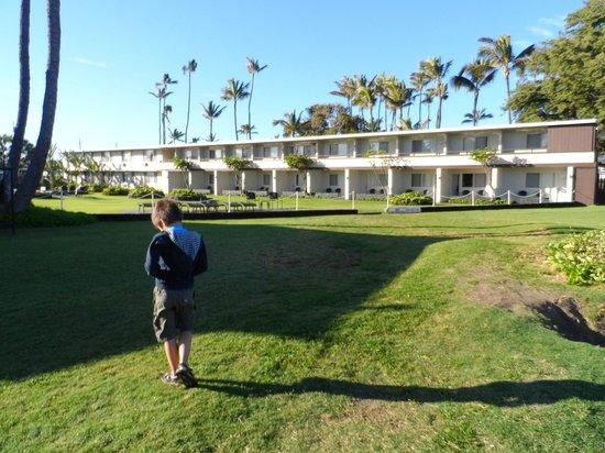 Maui Seaside Hotel: Hotel
