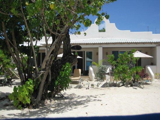 Spice Island Beach Resort: Beach Front