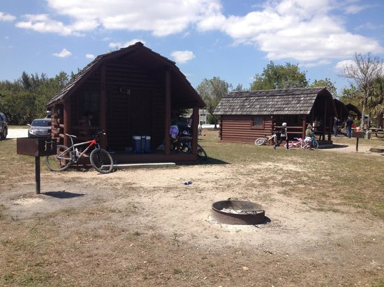 Cabins At Oleta River State Park Campground Reviews Miami