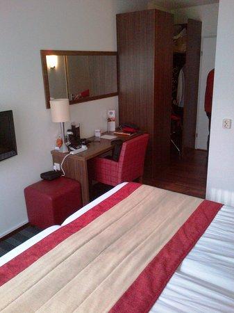 Hotel Ernst Sillem Hoeve: Standard room