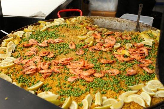 Borough Market Food Review