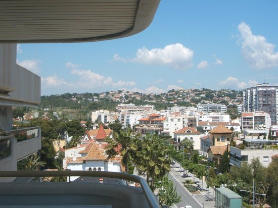 Mediterraneo Sitges Hotel & Apartments: view from the balcony