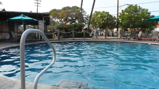 Uncle Billy's Kona Bay Hotel: Hotel - piscine