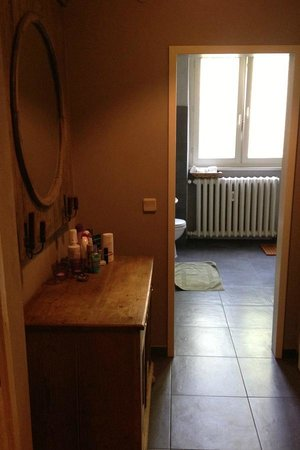 Hadley's: Badezimmer
