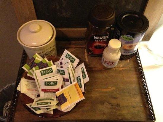 Hadley's: Kaffee-/Tee Bar
