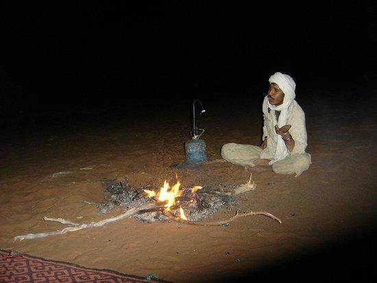Le Chant des Dunes : Nuit dans le desert