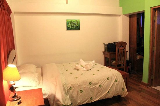 Tikawasi Valley Hotel: Room