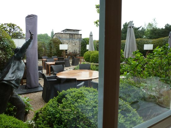 De Tuinkamer: The garden