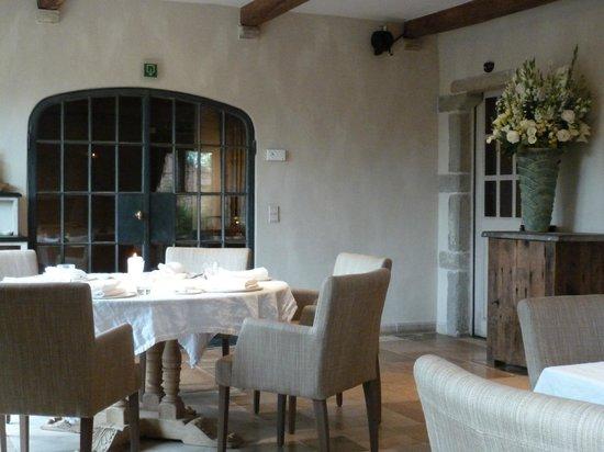 De Tuinkamer: Inside the restaurant