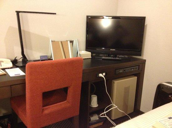Keio Presso Inn Higashi-Ginza: TV