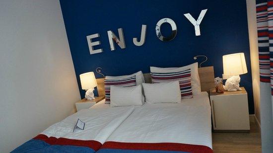 Estilo Fashion Hotel: la chambre