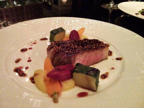 MIO Italian Restaurant: Iberico pork shoulder